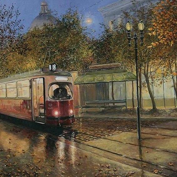 День трамвайных поездок!