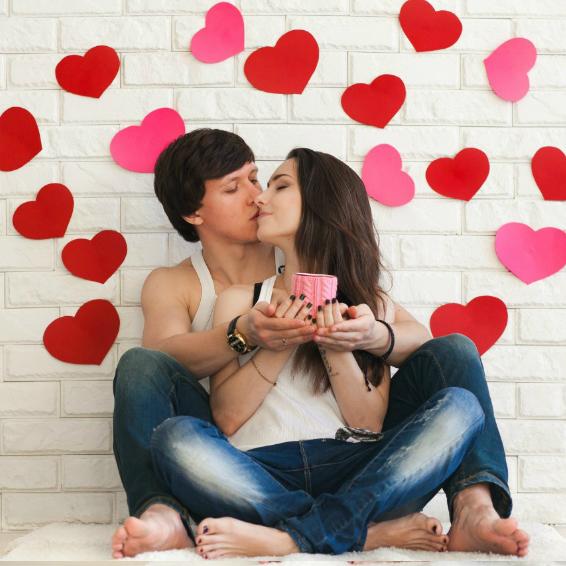 С Днём Влюбленных!