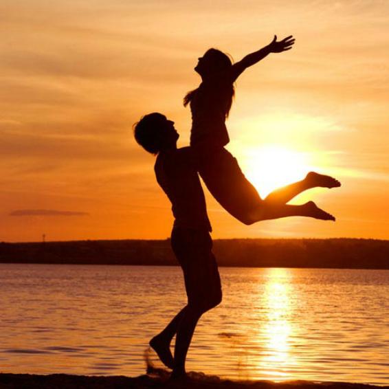 Любовь - невесомость.