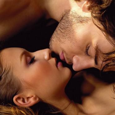 Поцелуй, как кислород.