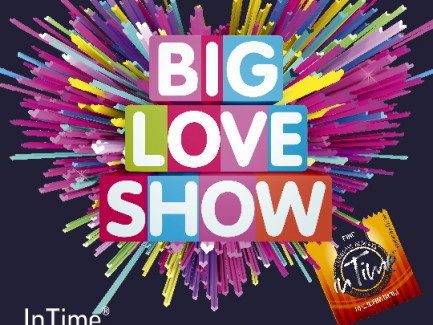 in Time - спонсор Big Love Show 2017