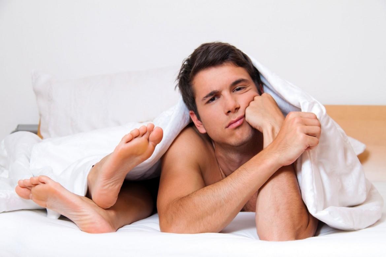 Причины неудач в постели