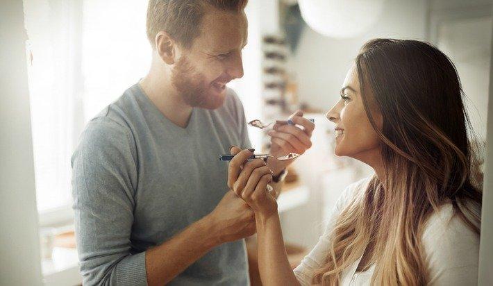 Секс и еда для мужчин