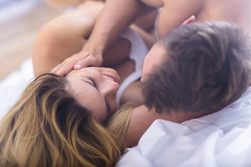 Как деликатно намекнуть на секс