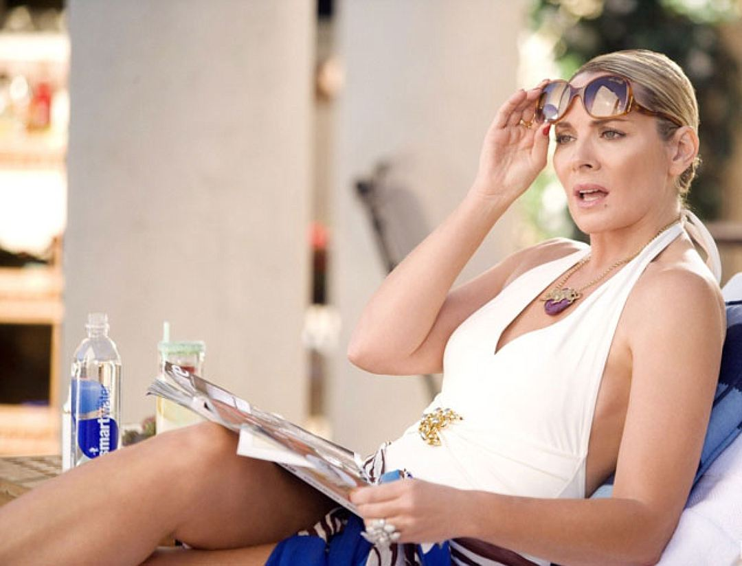 10 правил секса от культовой киногероини: Саманта Джонс