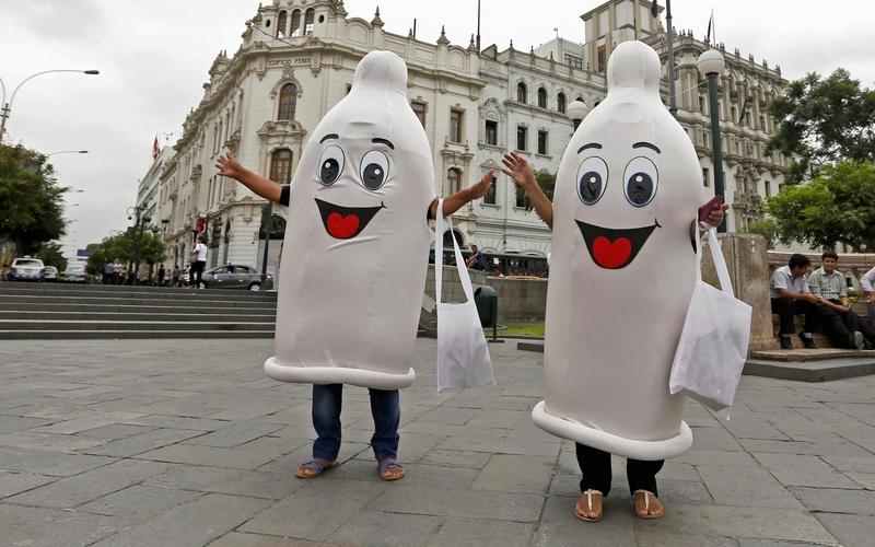 Олимпиада в Пхенчхане побила рекорд по презервативам