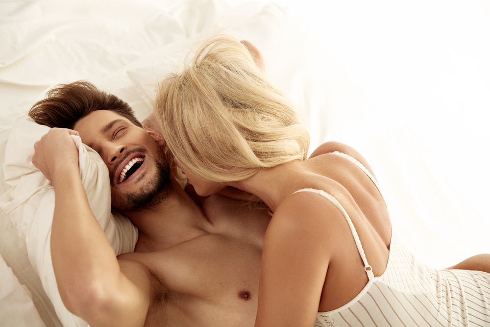 Как часто паре нужен секс, чтобы быть счастливыми