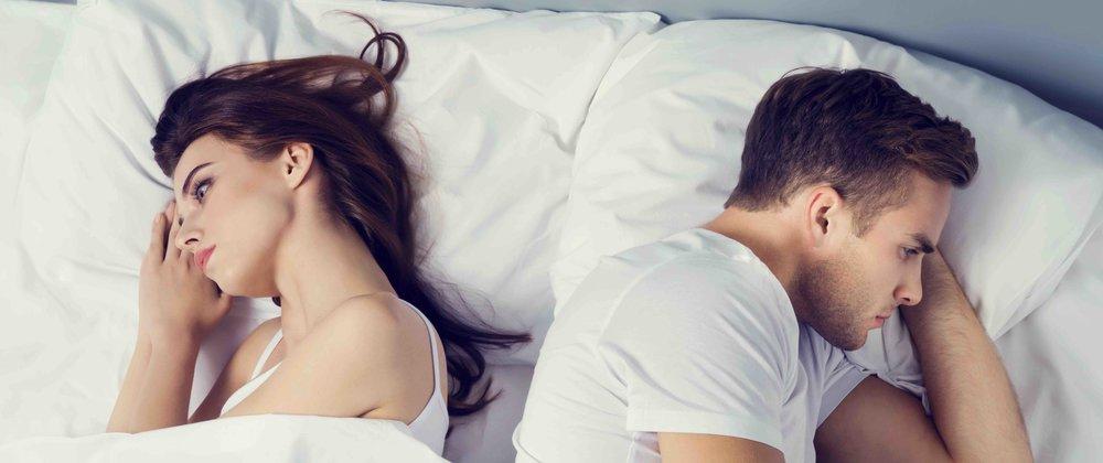 Несовместимость партнеров в сексе: что делать и куда бежать?