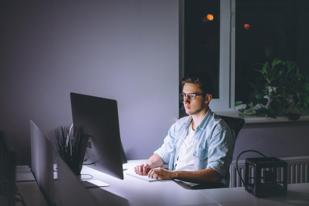 Виртуальный секс у мужчин