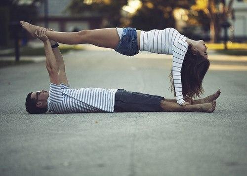 Любовь - это доверие!