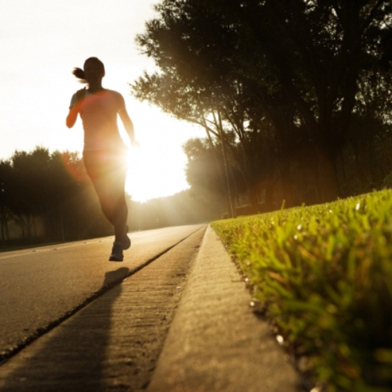 Бег с утра опасен для здоровья