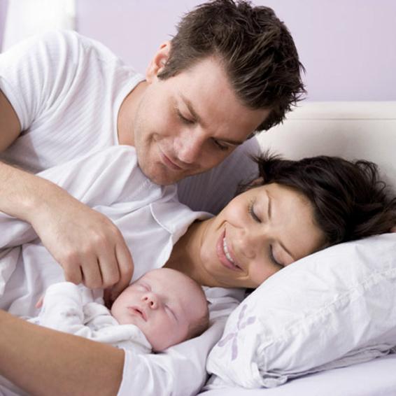 Как избежать проблем в отношениях после рождения первенца