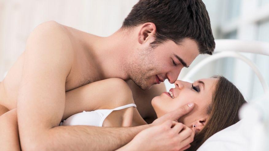 Как пробудить желание в мужчине?