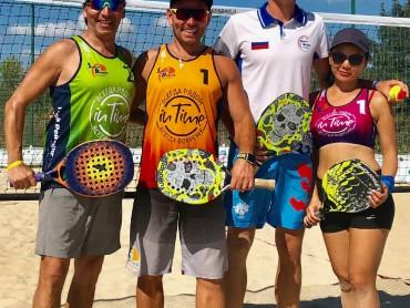 Sportbeach Camp в Болгарии 2018.