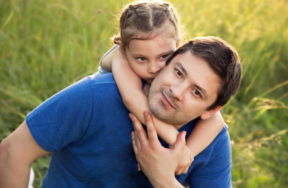 Что поможет папе в общении с ребенком